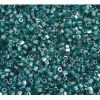 2 Cut Beads Luster Teal Green 10/0